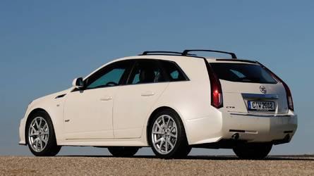 CTS-V Sport Wagon