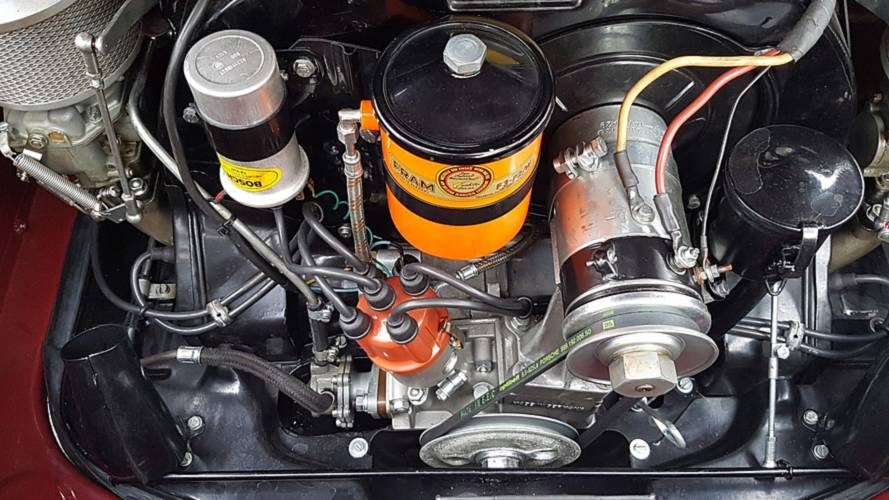 1956 Porsche 356 Speedster for sale