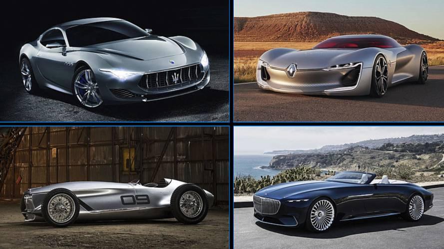 11 prototipos espectaculares e inolvidables