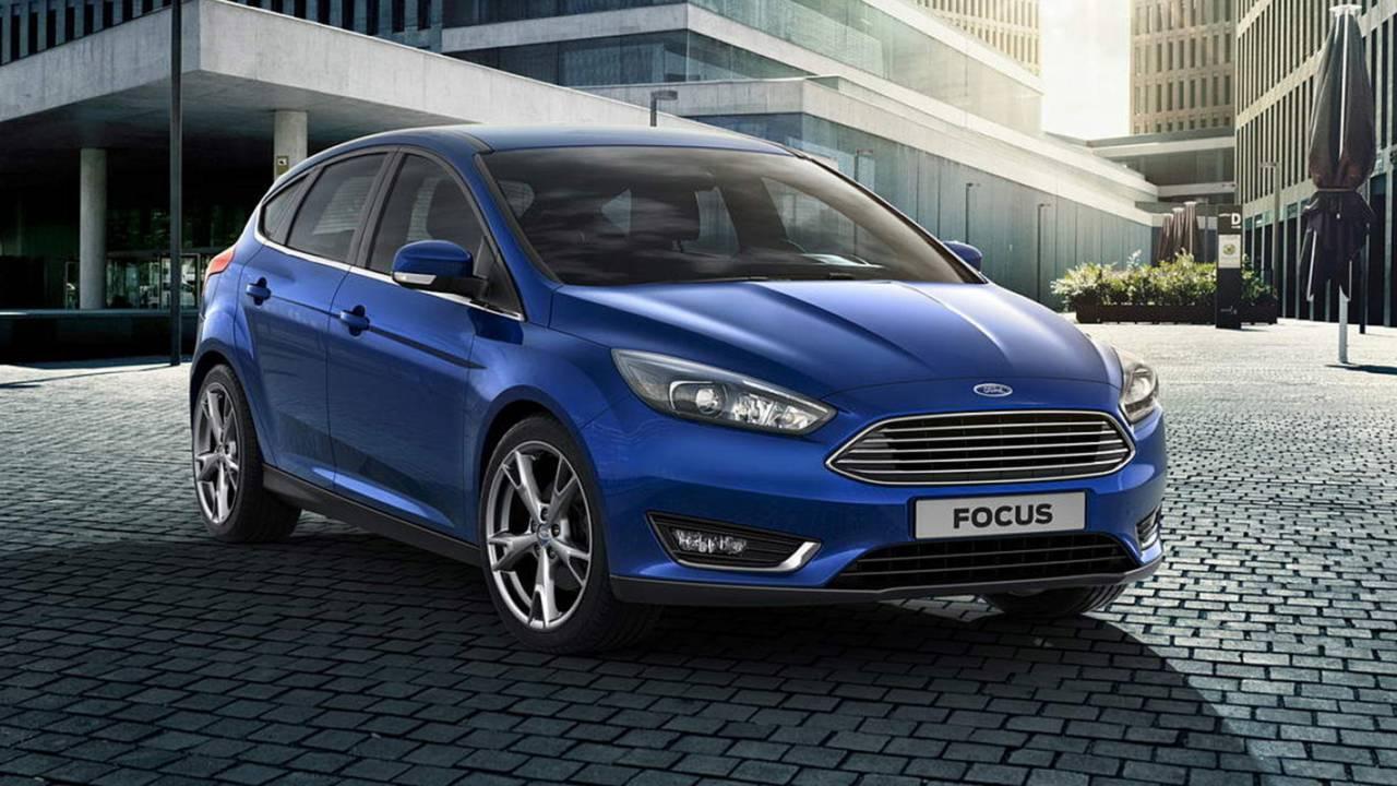 Vecchia Ford Focus