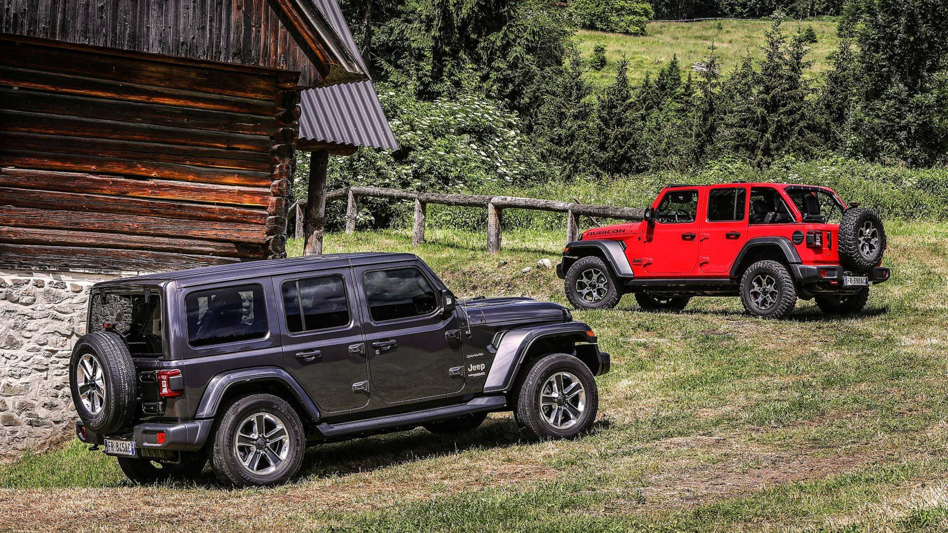 2018 Jeep Wrangler: Redesign, Aluminum Elements, Engines >> Jeep Wrangler Climbs Into Europe With 200 Hp Turbodiesel