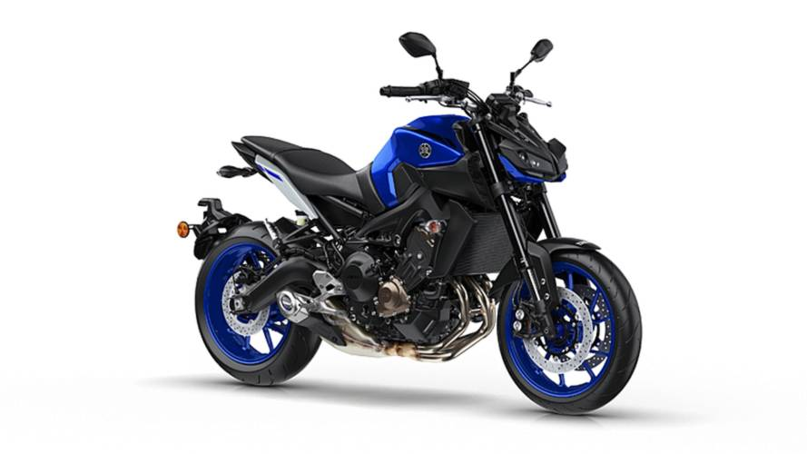 Yamaha Tweaks MT-09, MT-10 for 2017