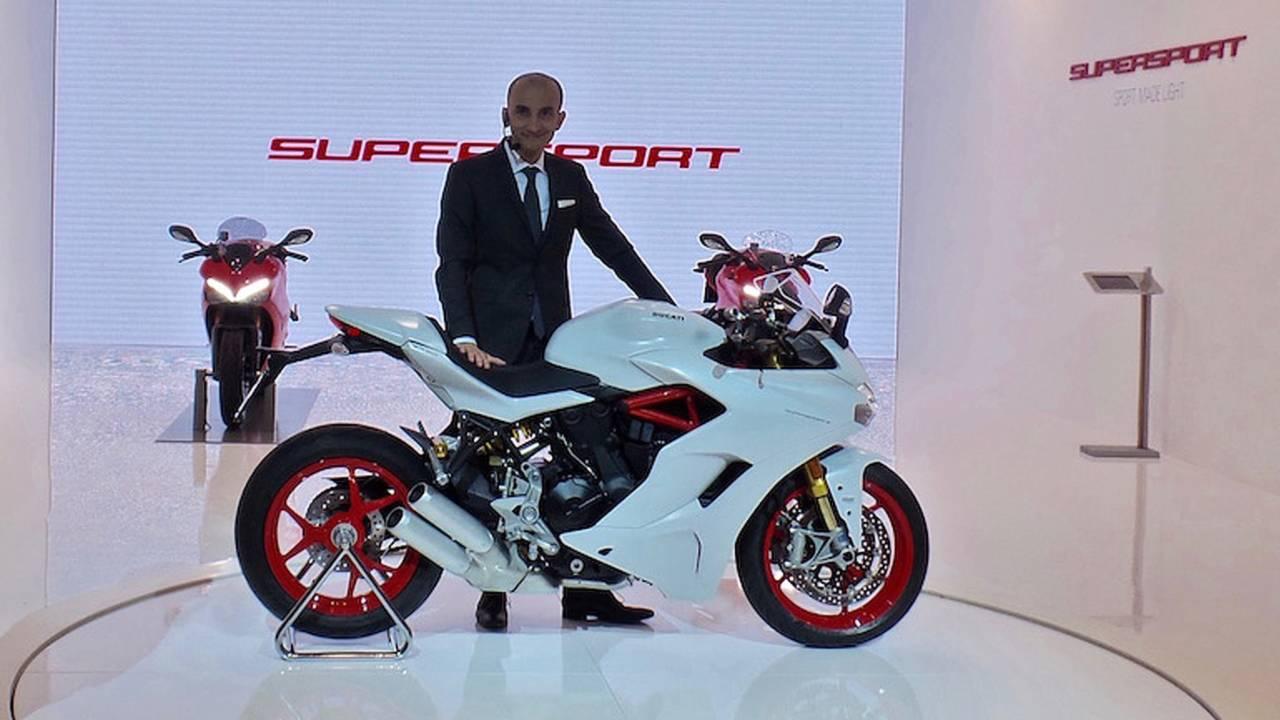 2017 Ducati SuperSport Price Announced