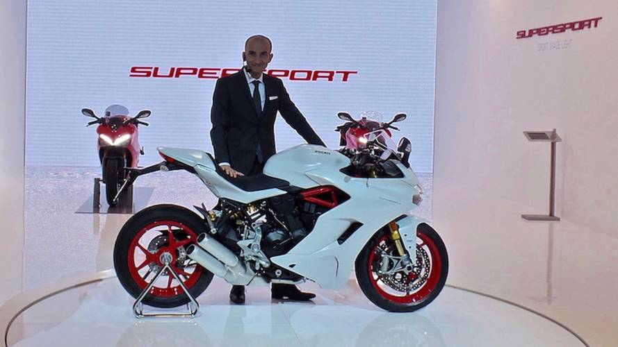 2017 Ducati SuperSport Price Announced