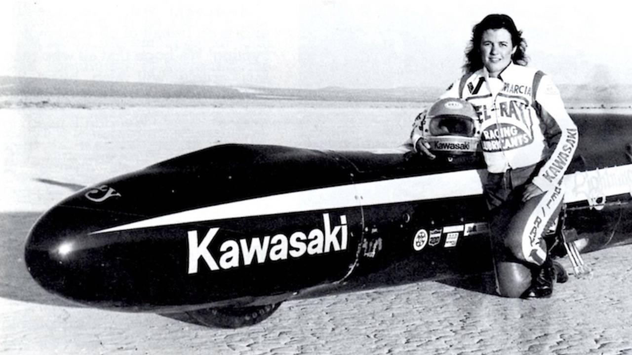 Kawasaki Remembers the 'Lightning Bolt'