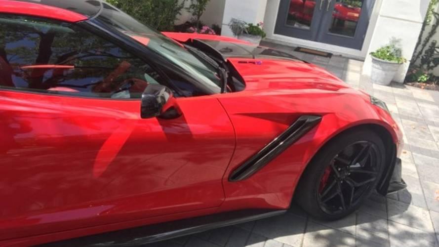 2019 Chevrolet Corvette ZR1 for sale