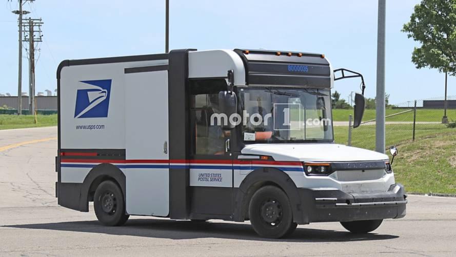 Karsan'ın ABD posta aracı bir kez daha görüntülendi