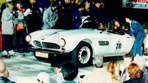 BMW 507 de la Familia Real Griega, a subasta