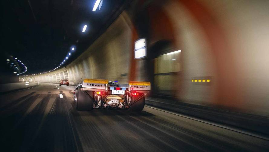 Porsche 917 homologado para carreteras