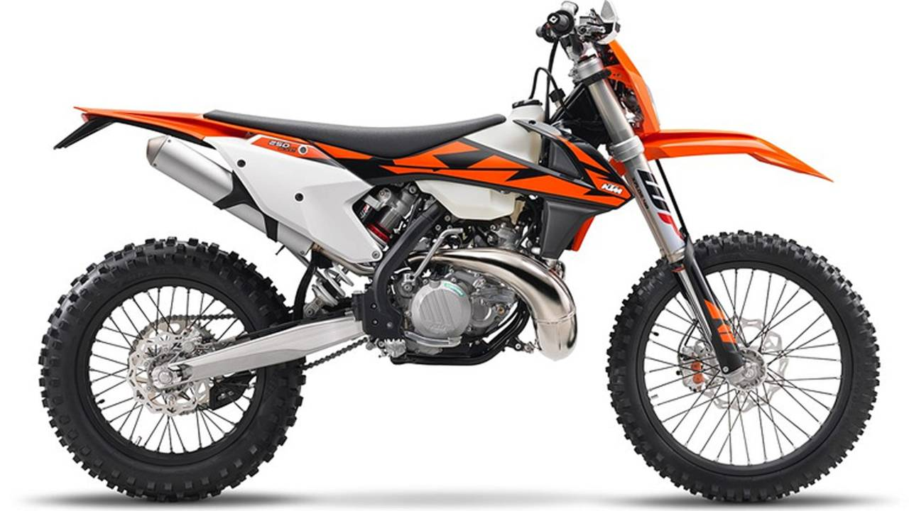 KTM Unveils Fuel-Injected Two-Stroke