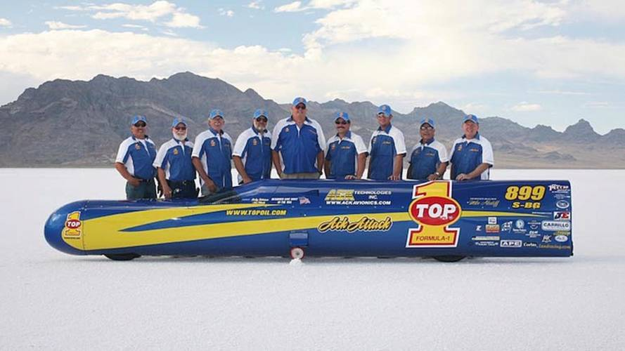 World's Fastest Motorcycle Targets New Record
