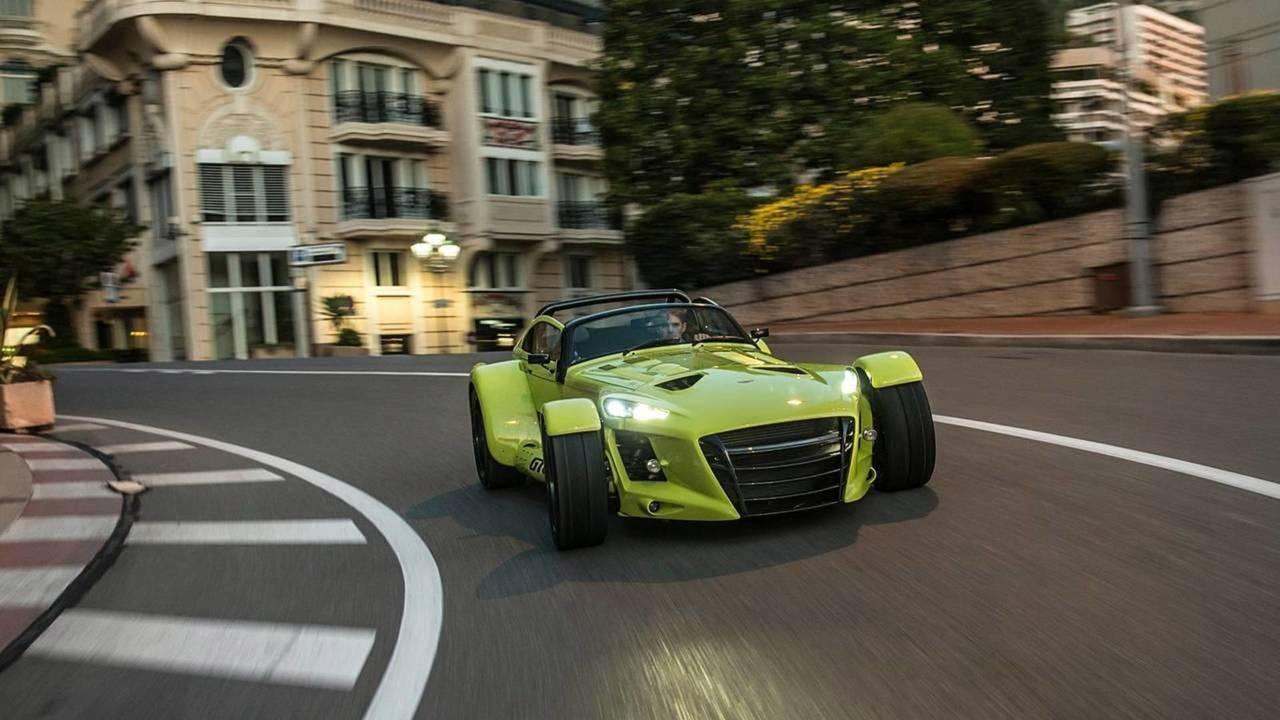 Donkervoort D8 GTO RS - Audi motoru
