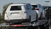 Nuova Mercedes-Benz Classe B foto spia