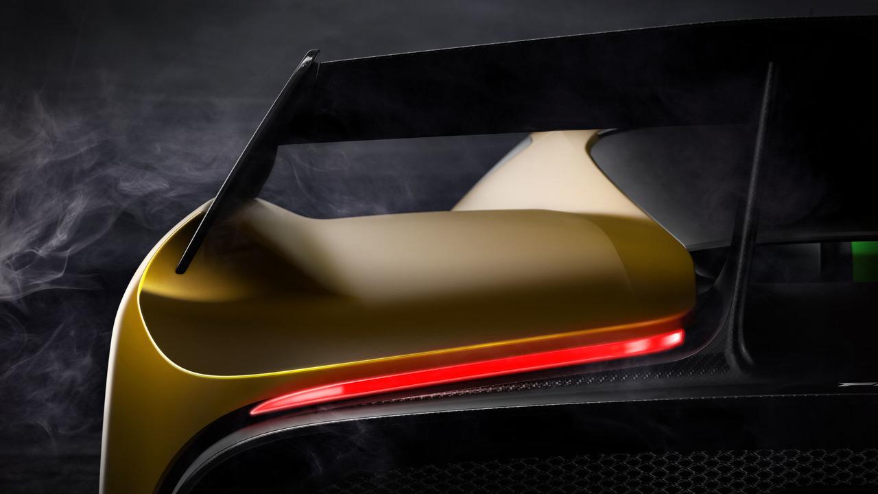 Pininfarina imzalı Fittipaldi EF7 Vision Gran Turismo teaser