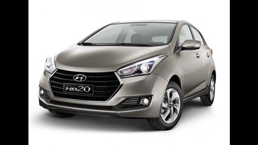 Segredo: Hyundai planeja motor 1.0 turbo para o HB20