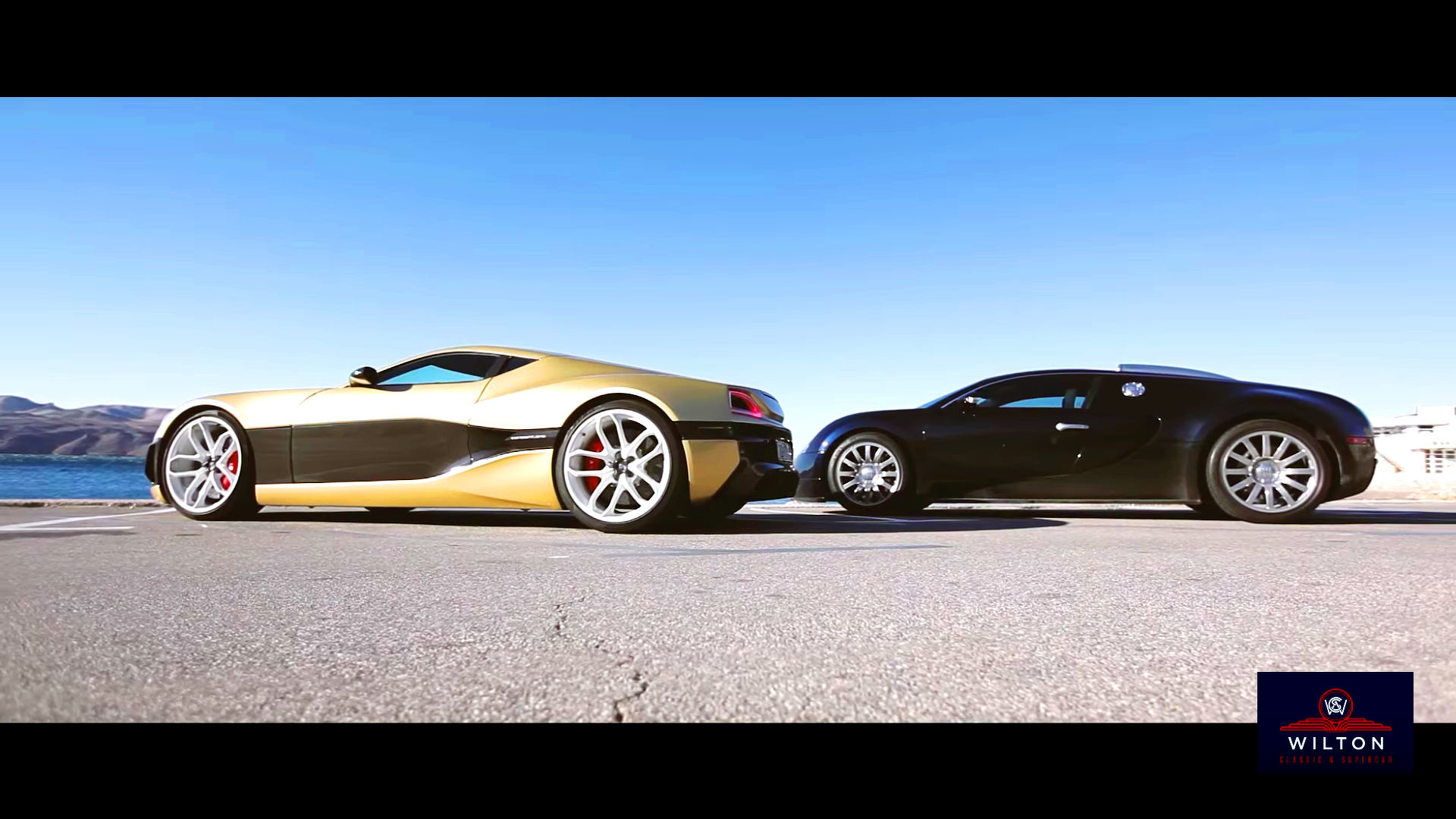 Rimac vs veyron electric vs combustion hypercars compared