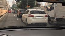 Flagra - Peugeot 308 GT (Europeu) no Brasil