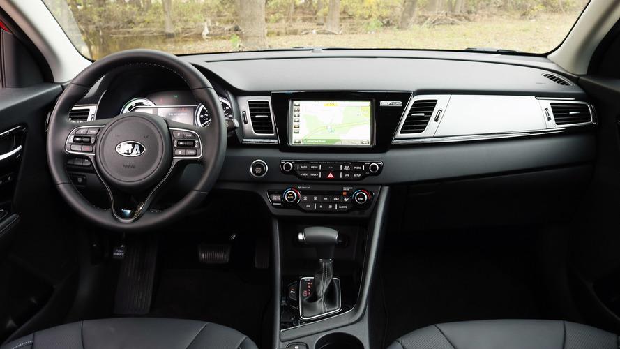 2017 Kia Niro: First Drive