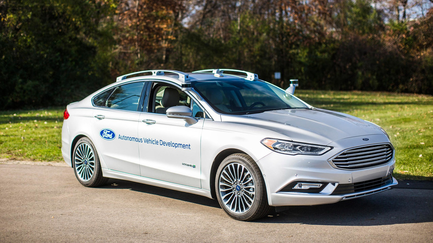 Ford's latest autonomous Fusion looks better, can see even farther