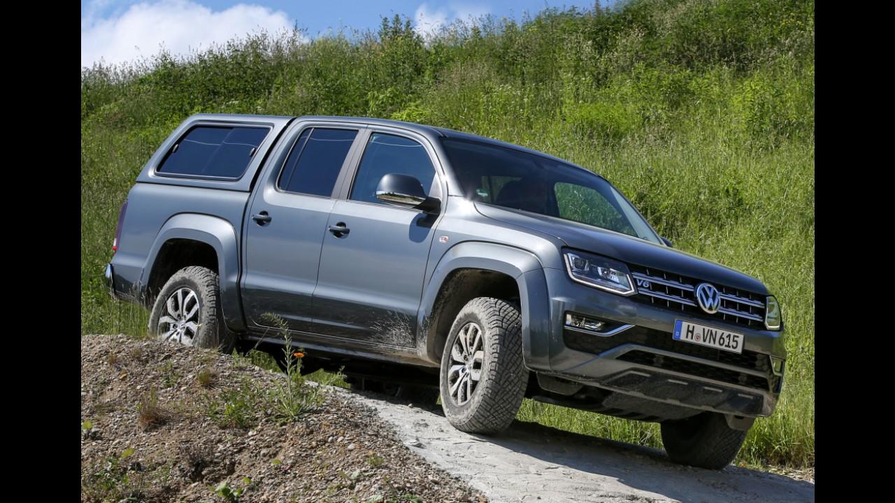 Volkswagen está desenvolvendo SUV da Amarok, confirma executivo