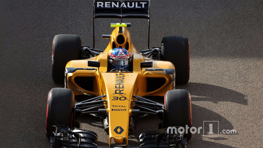 Renault F1 preparing for 2017 season