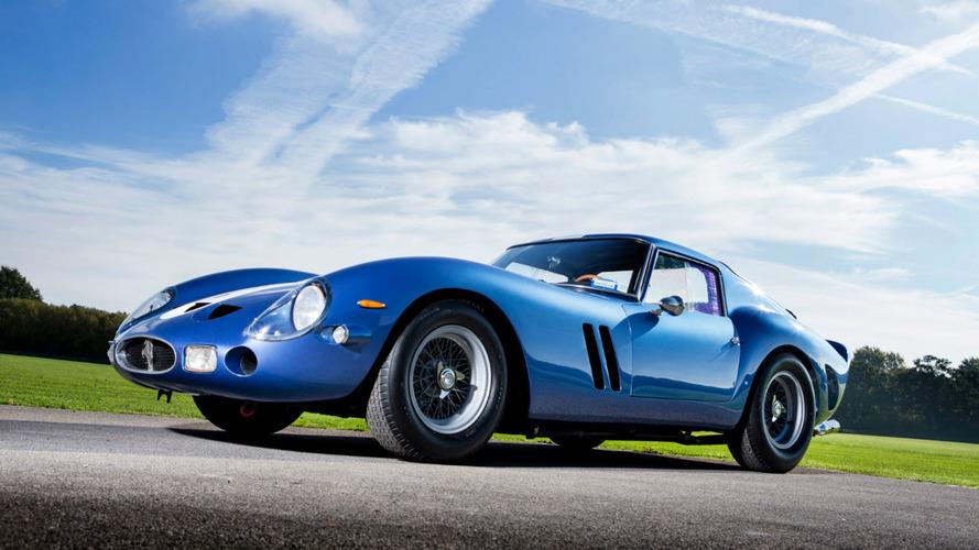 Ferrari - Vers une petite reproduction de la 250 GTO ?