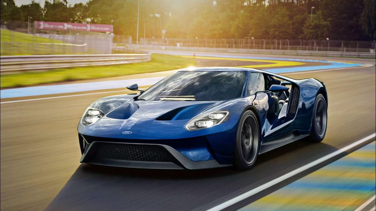 Nova geração do Ford GT tem presença confirmada no Salão do Automóvel