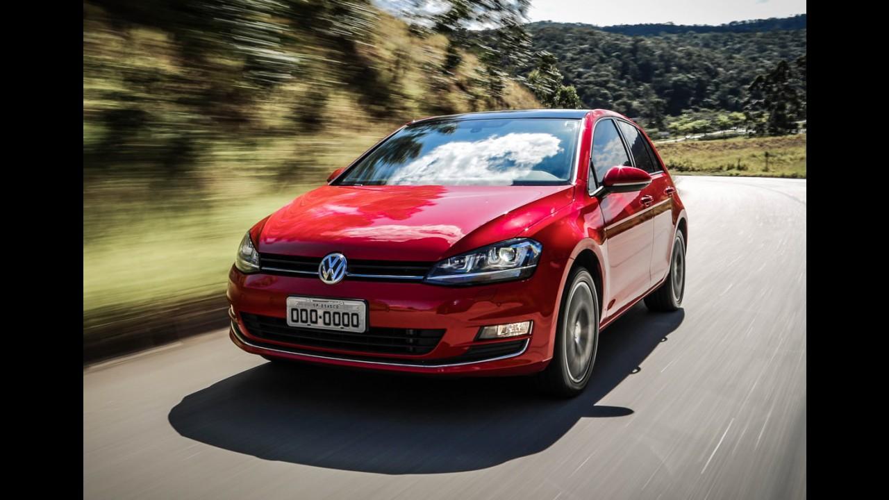 VW oferece condições especiais para Golf, Fox, Amarok, Saveiro e Voyage