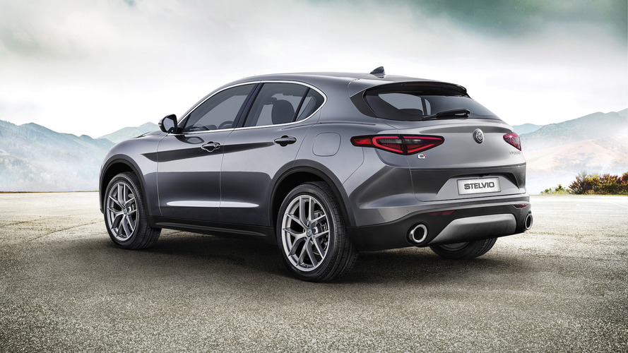 2017 Alfa Romeo Stelvio First Edition