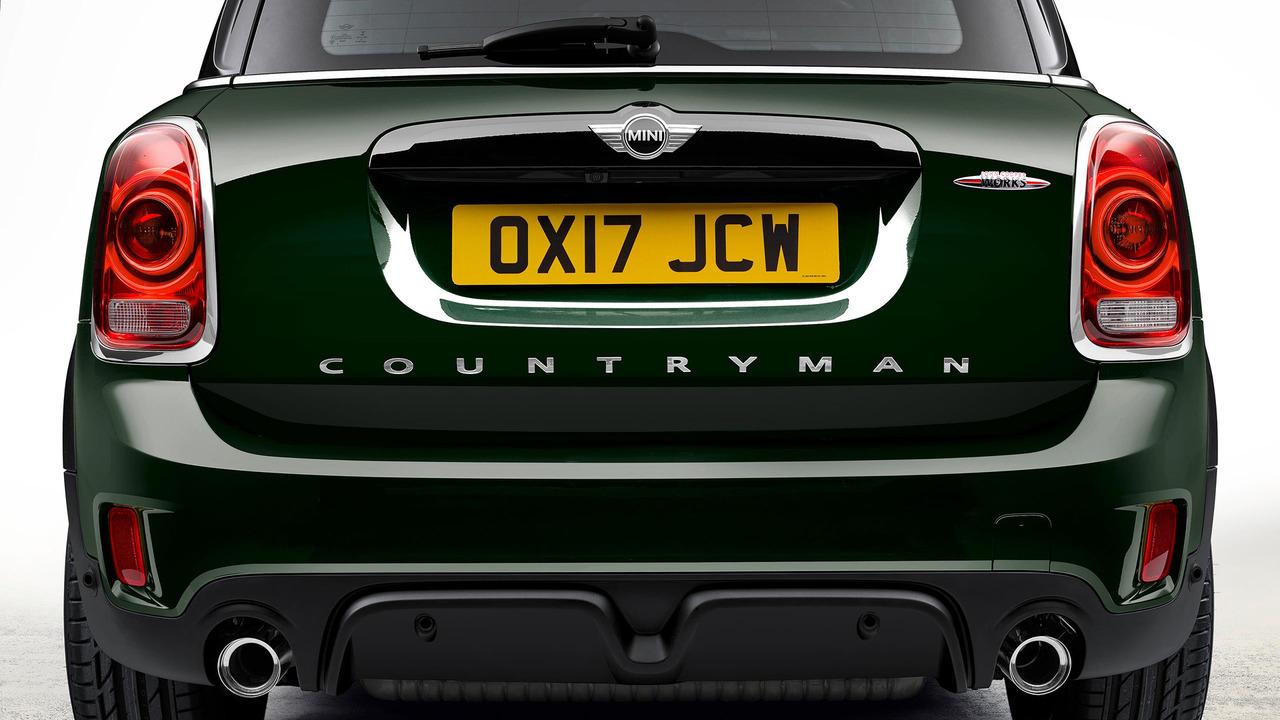 MINI Countryman John Cooper Works 2017