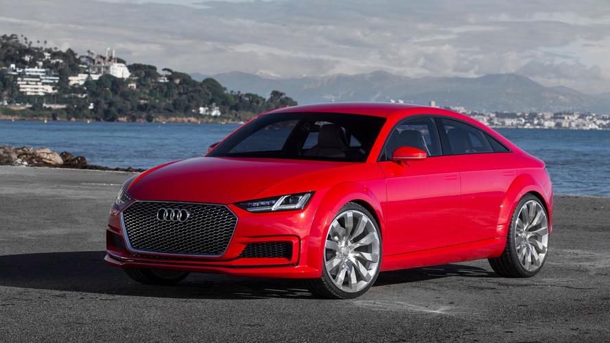 Audi не станет превращать TT в 4-дверное купе