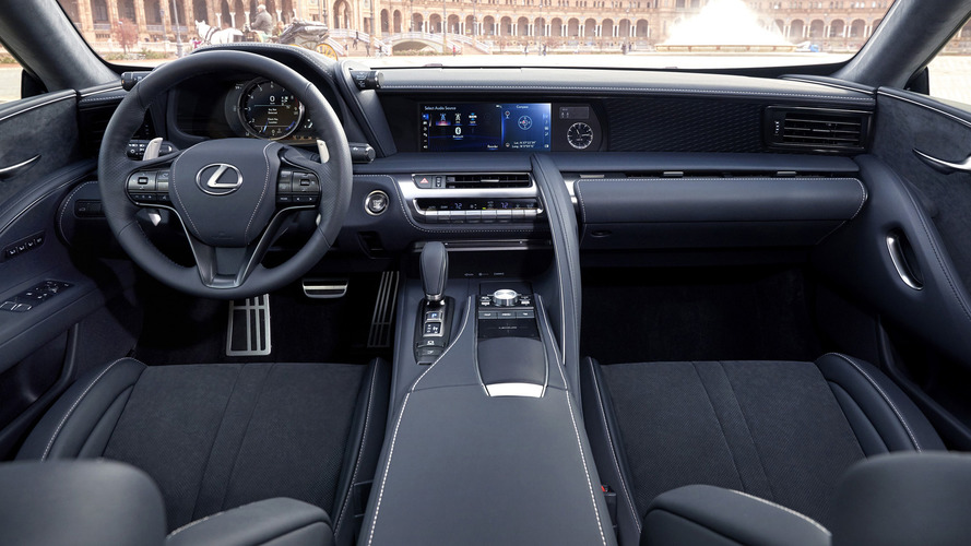 2018 Lexus Lc 500 First Drive Banish Boring