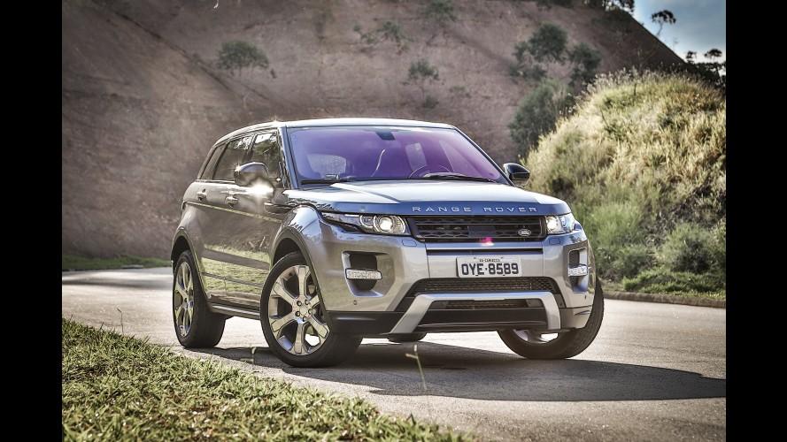 Land Rover anuncia Evoque com 20% de entrada e garantia de recompra