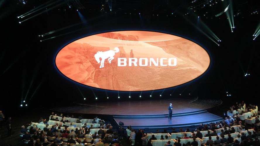 Bronco Detroit