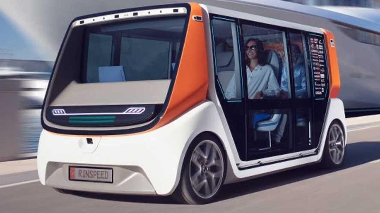 2020 Rinspeed MetroSnap