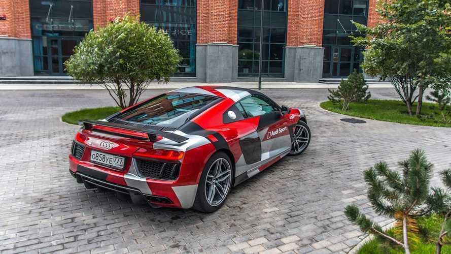 """Должен ли Audi R8 быть """"суперкаром на каждый день""""?"""