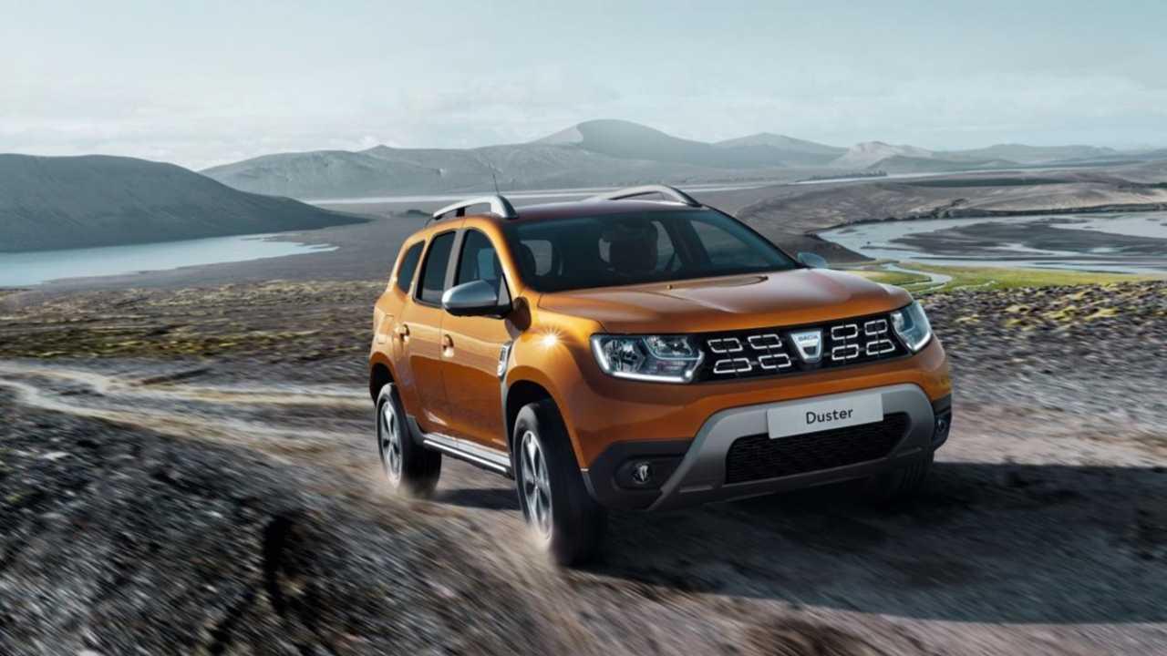 Dacia Duster: Bis 1.500 Kilo