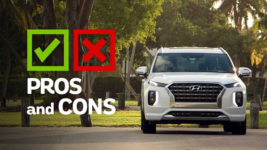 2020 Hyundai Palisade Limited: Pros And Cons