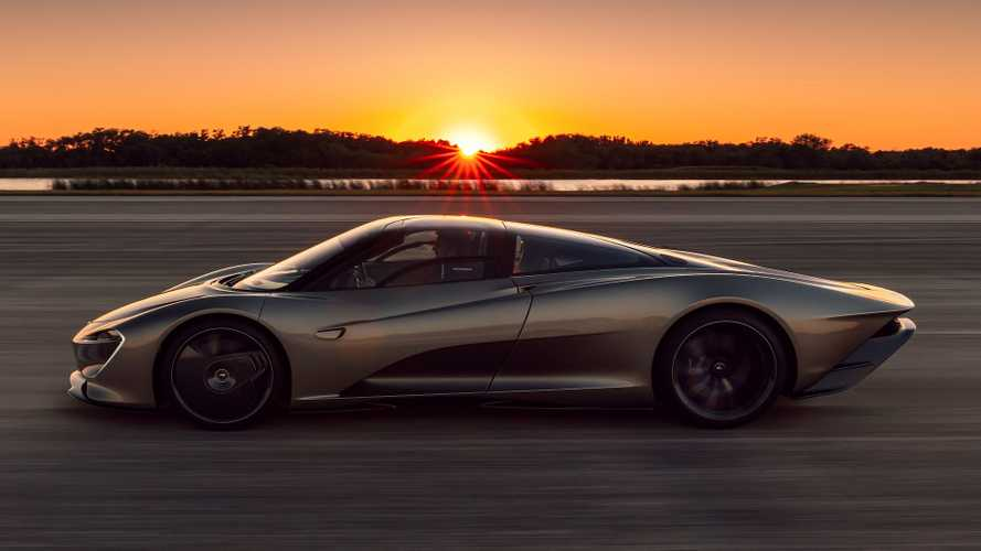 McLaren Speedtail - Le secret derrière ses performances