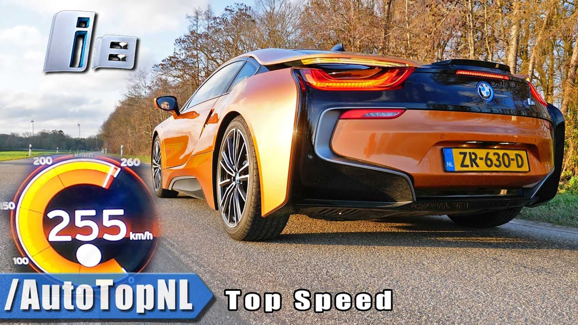 See 2020 Bmw I8 Maxed Out On The Autobahn