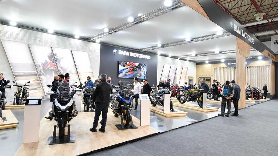 BMW Motorrad Motobike İstanbul'a 3 yeni modelle geldi