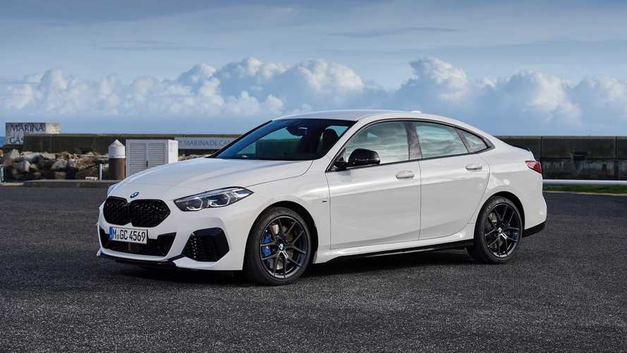 BMW Remains Committed To Sedans Even As Crossovers Outsell Them