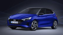 fuite photos hyundai i20 2020