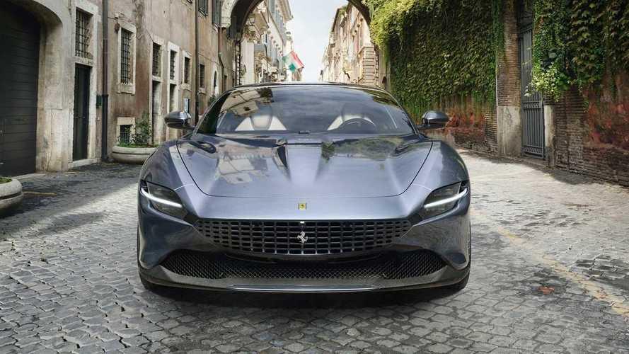 Le futur SUV Ferrari avec des gènes de Roma ?