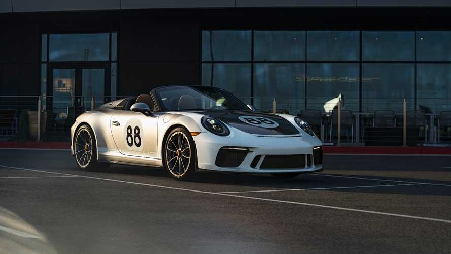 Porsche 911 Speedster aux enchères