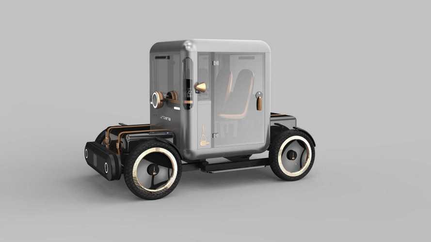 Mole Urbana: Modulares Minimobil mit bizarrem Design