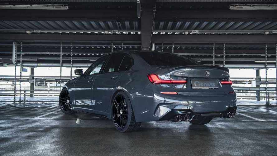 La puissance de la BMW M340i xDrive grimpe à 510 ch !
