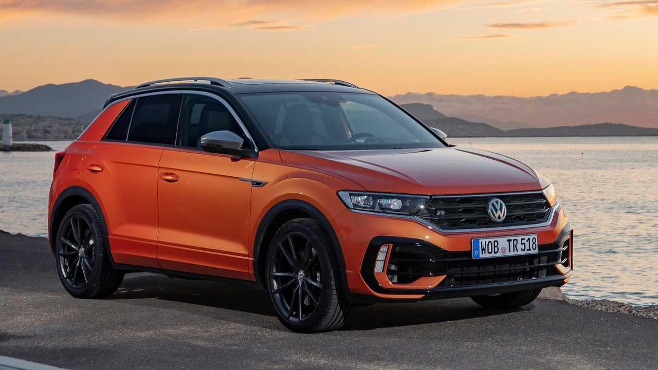 Volkswagen T-Roc R - 31 %