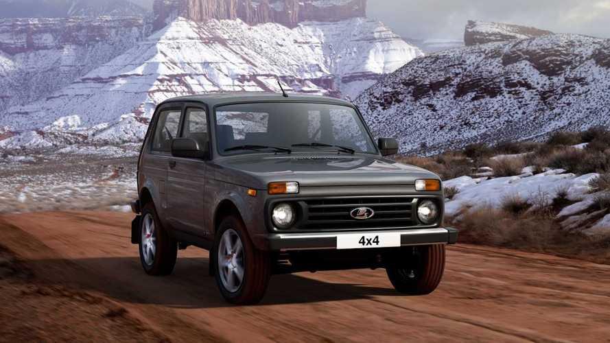 Lada 4x4 2020 (Niva)