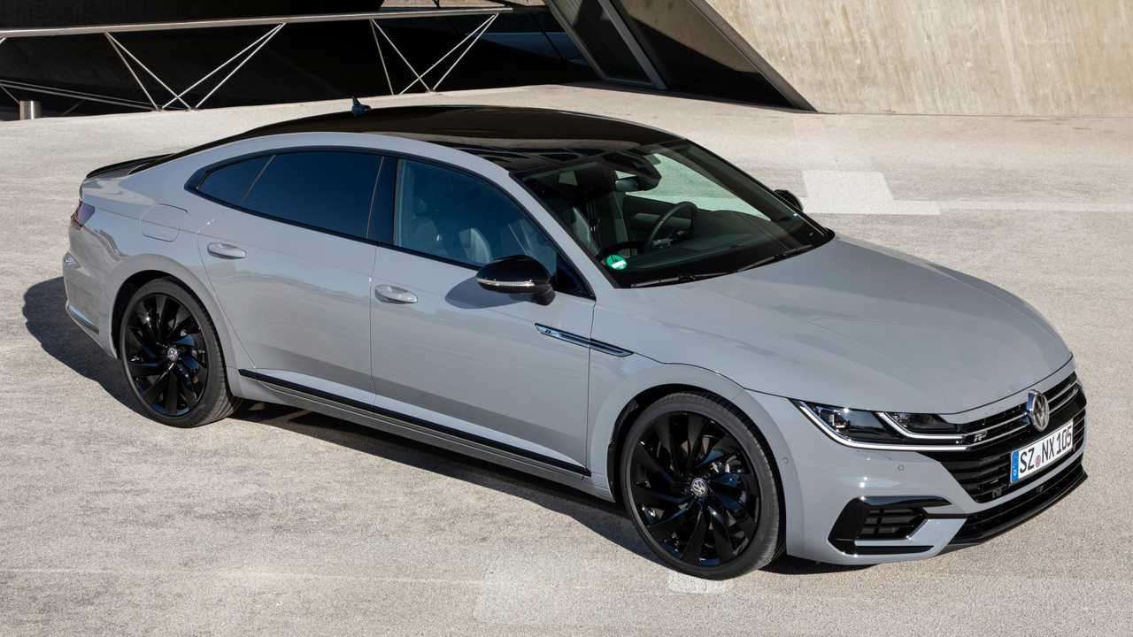 2020 VW Arteon R-Line Edition